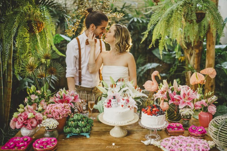 Mini Wedding delicado e intimista no coração de São Paulo – Carolina & Hugo