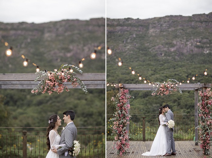 Casamento romântico na aconchegante cidade de Tiradentes – Luanne & Felipe