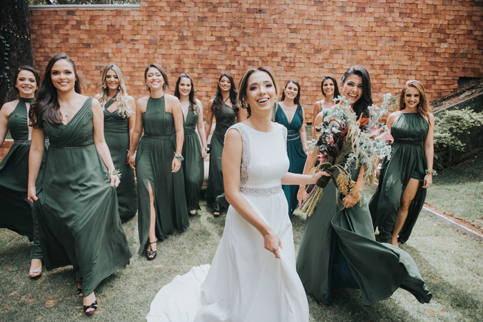 Casamento com clima italiano em Belo Horizonte – Bruna & Lucas