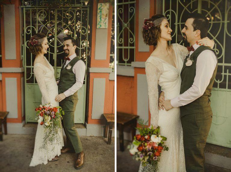 Home Wedding intimista à tarde em São Paulo – Irina & Nicholas