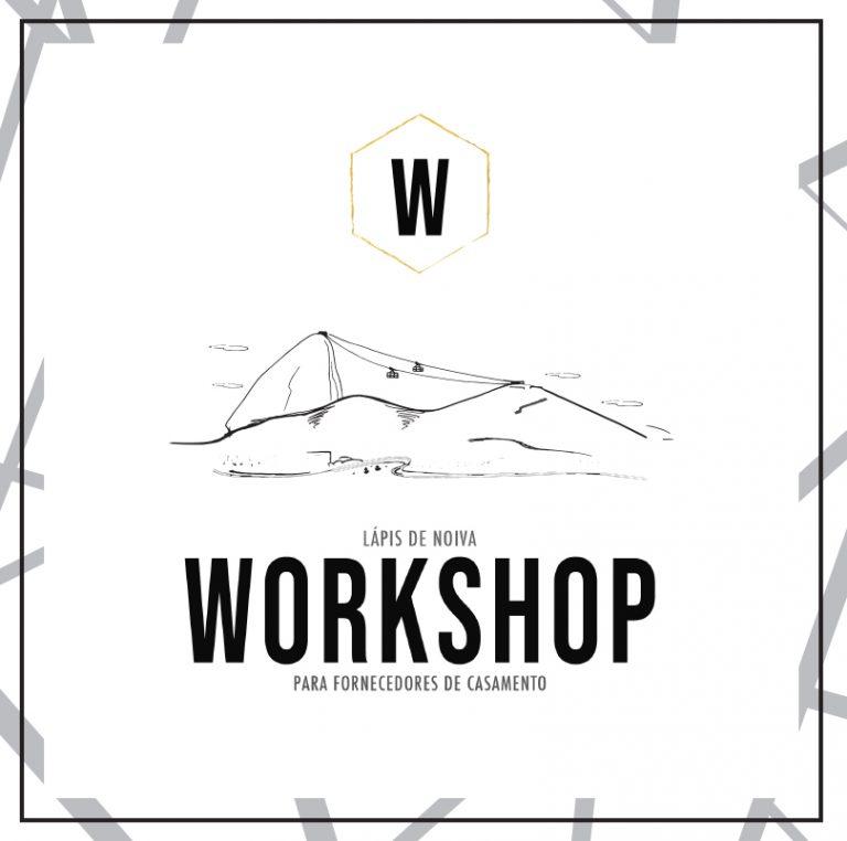 Workshop Lápis de Noiva no Rio de Janeiro – Inscrições Abertas!