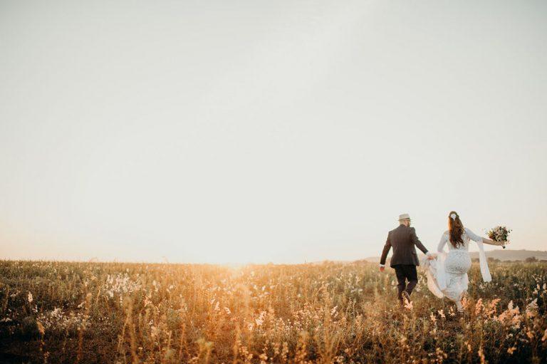 Um domingo boho chic apaixonado na fazenda – Driely & Michel