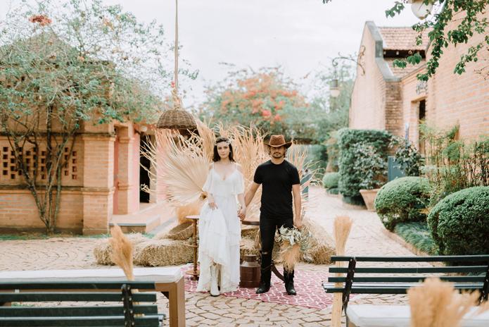 {Editorial Texas} Inspiração para casamento country rústico