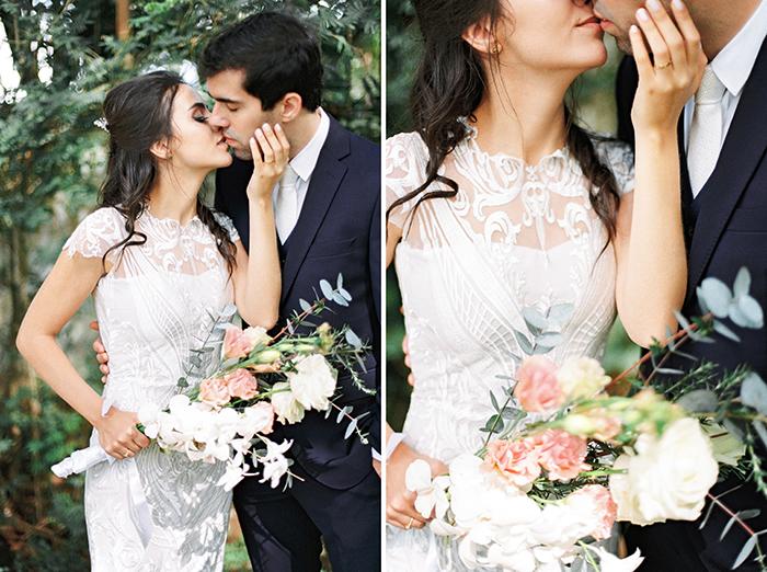 Casamento Simples E Elegante Na Igreja
