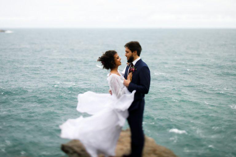Casamento cheio de significado e cor no Rio de Janeiro – Nath & Pedro