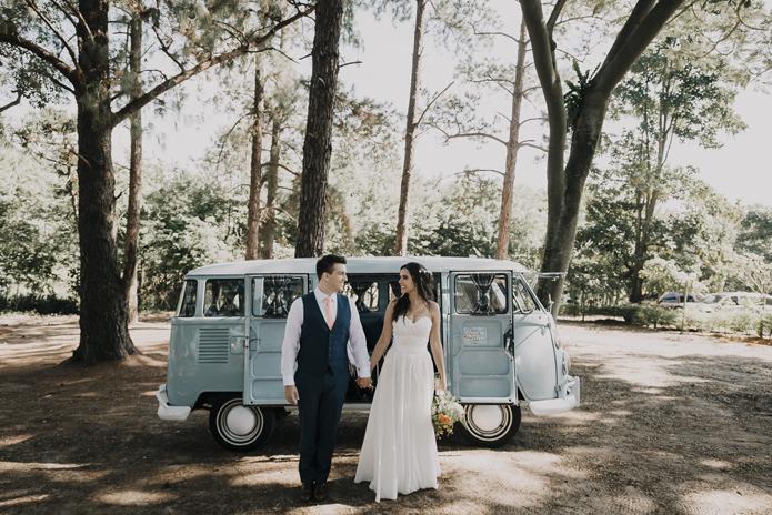 Casamento aconchegante e rústico numa manhã de São José dos Campos – Junia & Diego