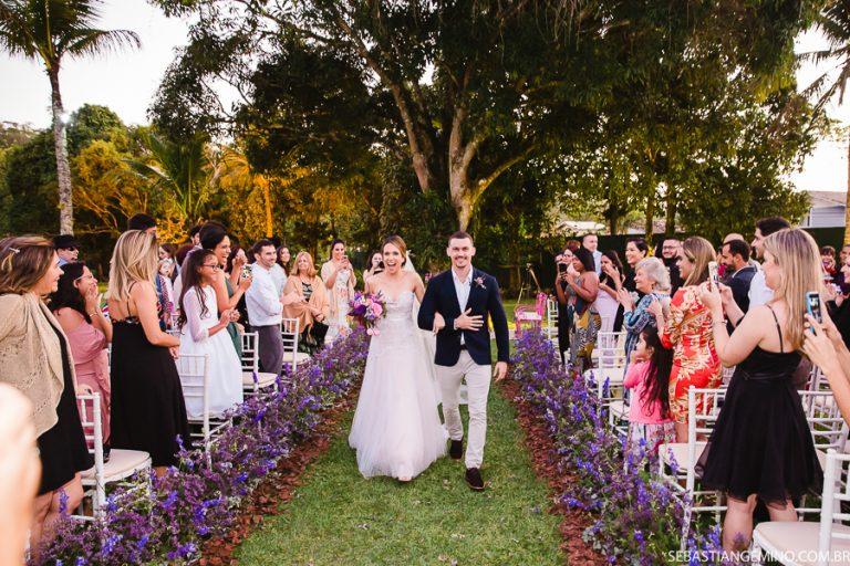Casamento Industrial chic em tarde ensolarada no Rio de Janeiro – Júnia & Lamark