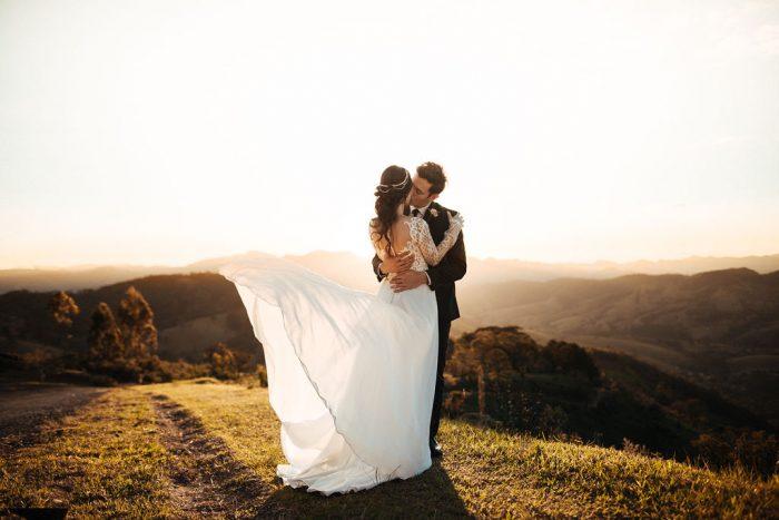 {Editorial Destination Wedding} a luz de inverno de Campos do Jordão como palco para celebrar o amor