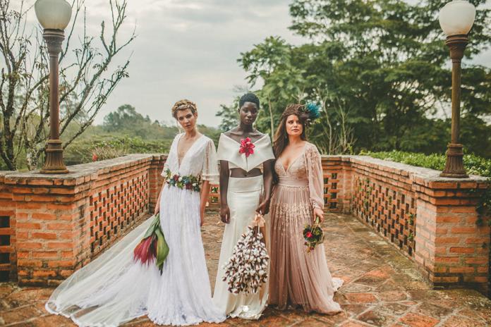 {Editorial Refazenda} Nova coleção com inspirações de vestidos de noiva vegano