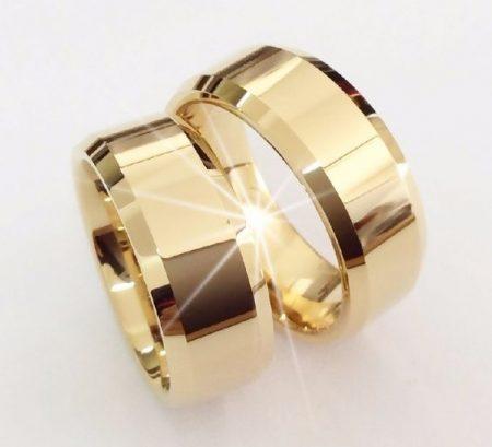 aliança-de-casamento-de-ouro-chanfrada