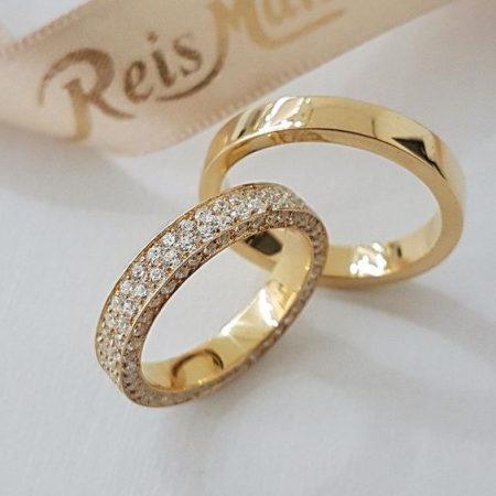 alianças-de-casamento-de-ouro