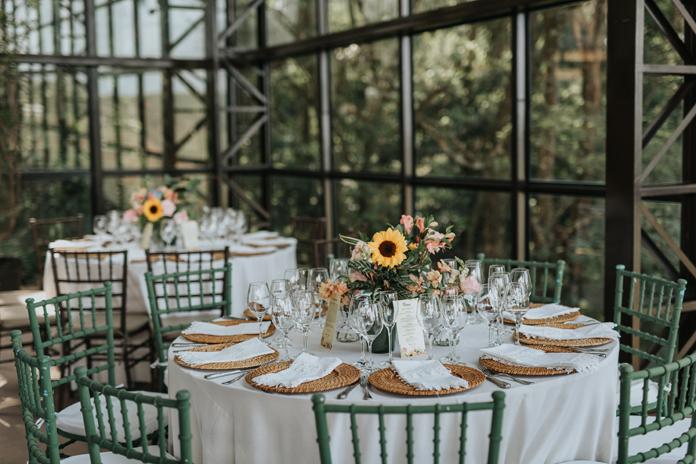 Casamento com girassol e muito romantismo Lápis de Noiva # Decoração De Girassol Para Aniversario