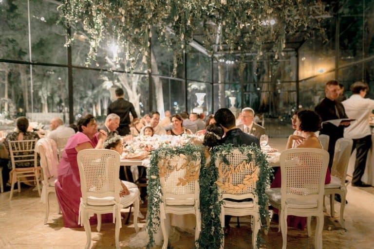 Casamento intimista e romântico com cerimonia ao ar livre – Camila & Facu