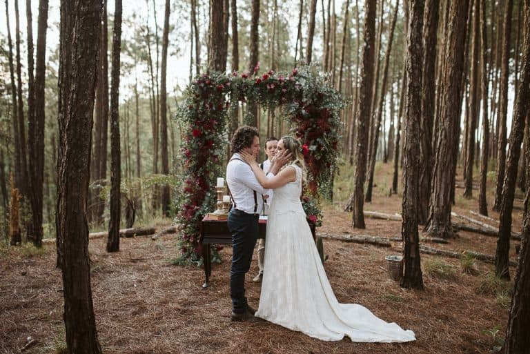 elopement wedding na floresta de campos do jordão