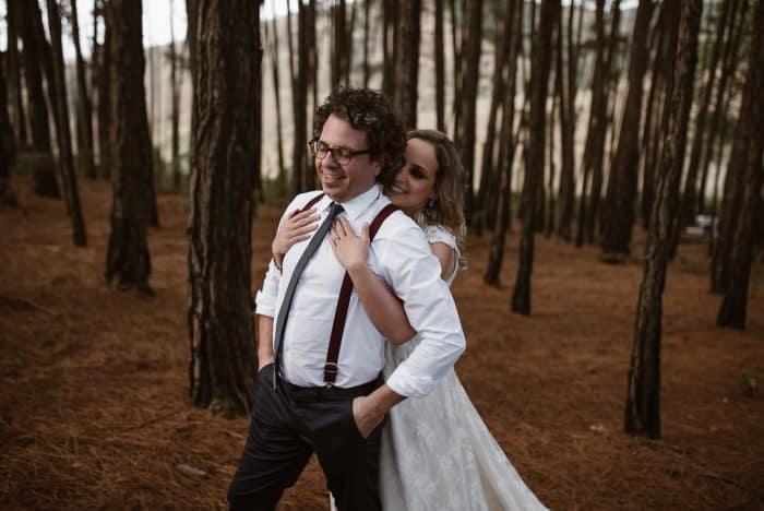 Elopement rústico na floresta em Campos do Jordão – Adrianne & Leopoldo