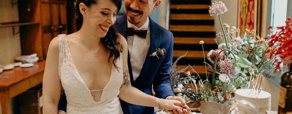 casamento no bistro ruella