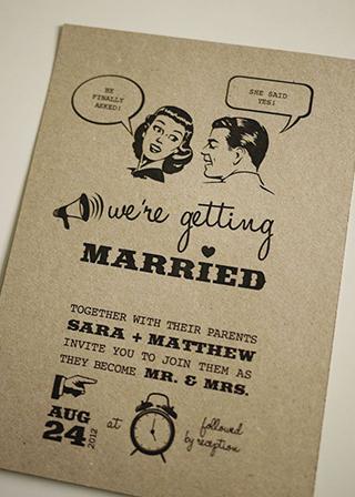 convite-de-casamento-retro