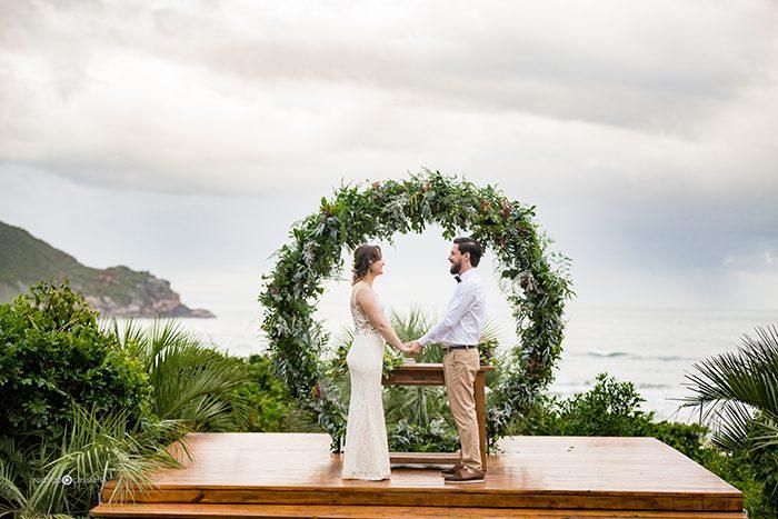 elopement wedding em santa catarian