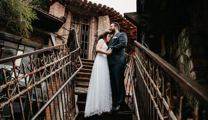 mini wedding rústico romântico