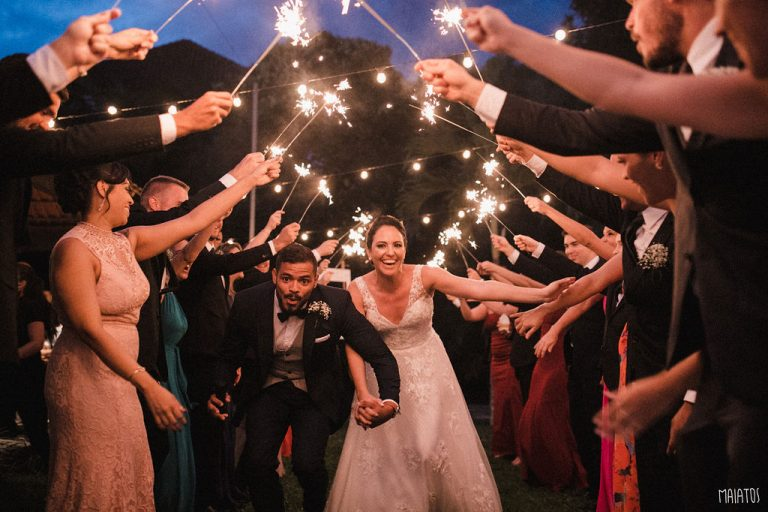 casamento no sítio veredas