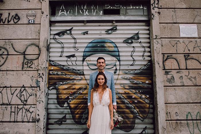 casamento simples e elegante