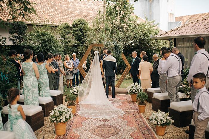 casamento verde e brando