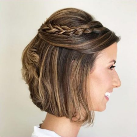 penteado-para-casamento-cabelo-curto-com-trança-liso