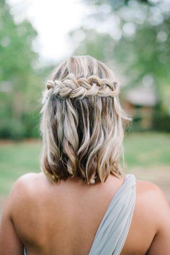 penteado-semi-preso-com-trança-cabelo-curto
