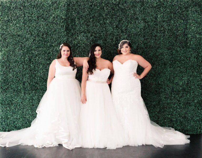 modelos de vestido de noiva plus size