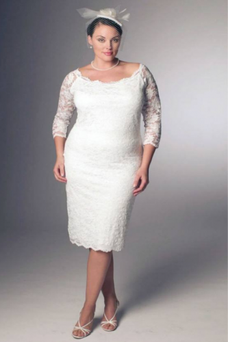 vestido-de-noiva-plus-size-curto-de-renda
