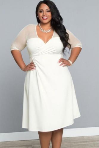 vestido-de-noiva-plus-size-curto-simples
