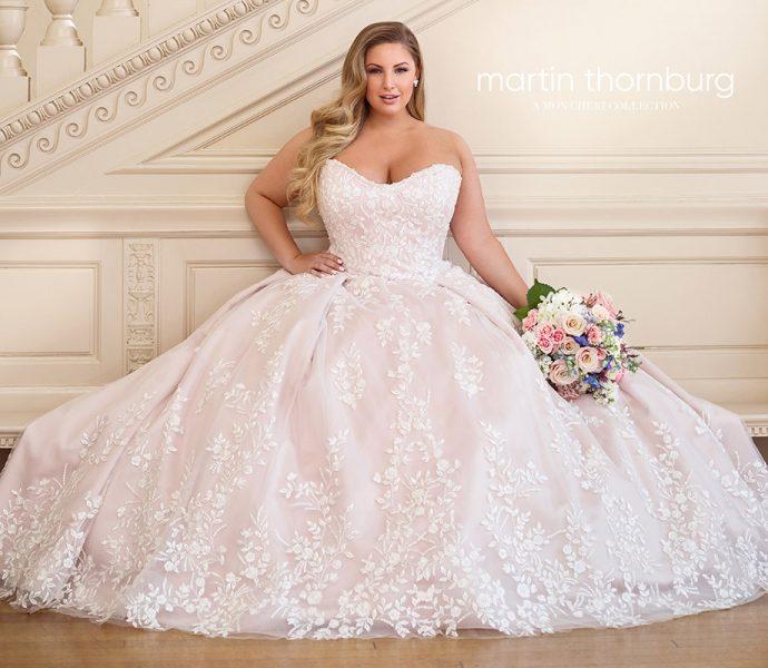vestido de noiva plus size princesa