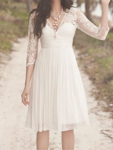 vestido-para-casamento-civil-com-renda-e-manga-3-4