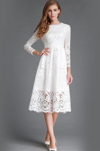 vestido-para-casamento-civil-de-manga-comprida