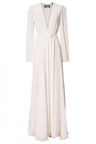 vestido-para-casamento-civil-no-cartorio-longo