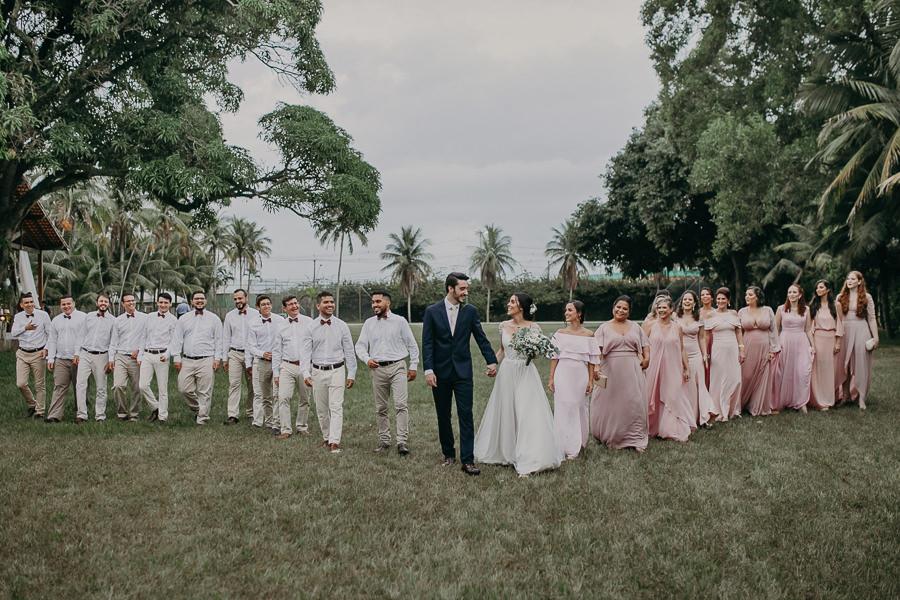 casamento na chácara flora