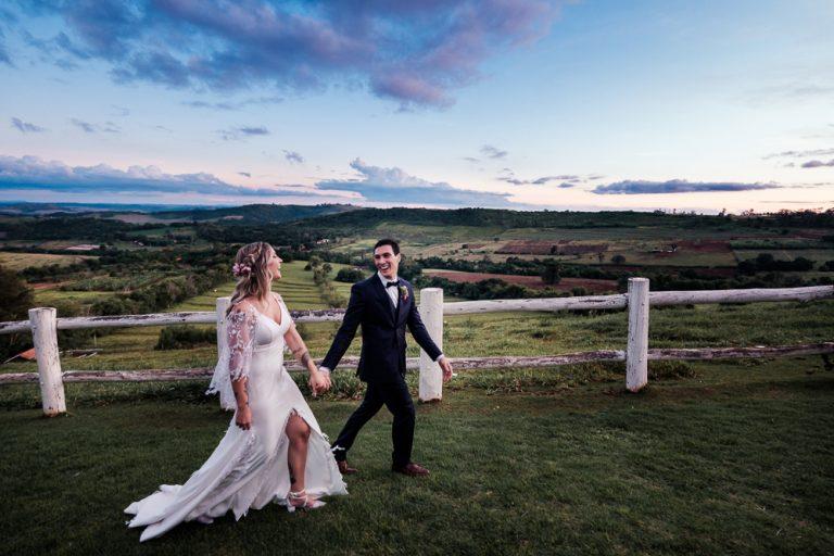 casamento civil elegante