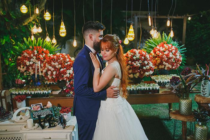 casamento no villa garden buffet