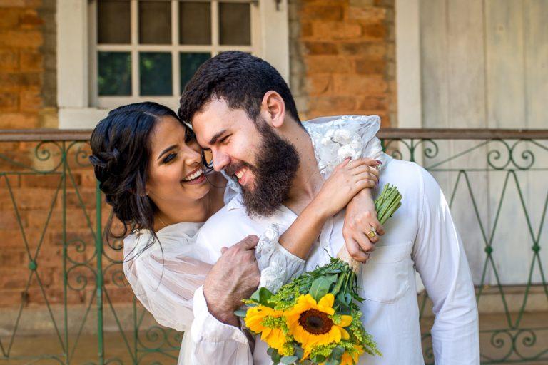 Ensaio pós wedding cheio de ternura e cumplicidade – Paula & Kaique