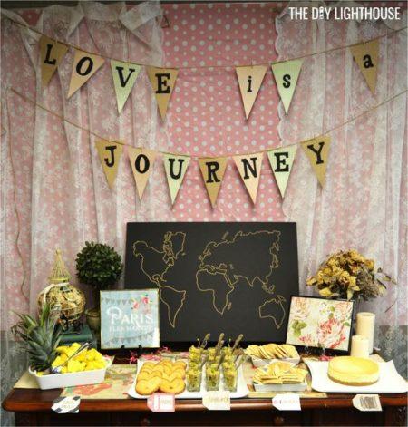festa-noivado-tema-viagem