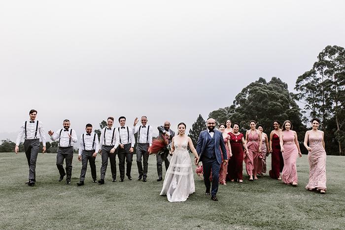 fotos de casamento padrinhos madrinhas