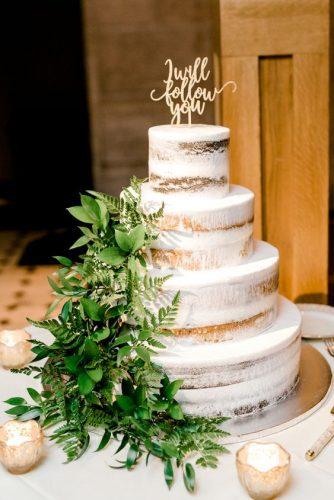 bolo-de-casamento-com-decoração-de-folhas