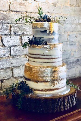 bolo-de-casamento-com-folha-de-ouro