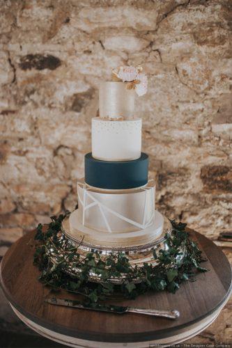 bolo-de-casamento-desenhos-geometricos