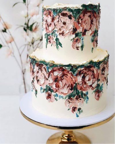 bolo-de-casamento-pintado