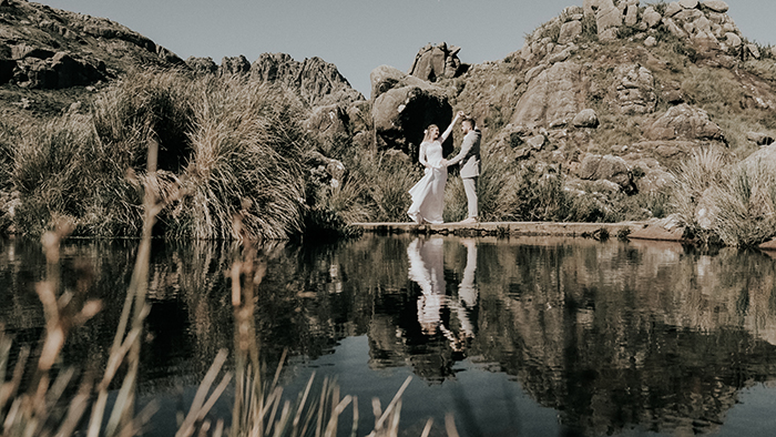 Elopement wedding em manhã abençoada no Pico das Agulhas Negras – Wendy & André