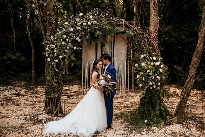 Casamento rústico romântico cheio de alegria no Villa Mandacarú – Rô & Gabriel