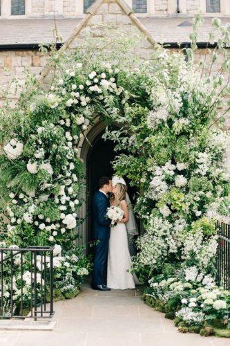 decoraçã-casamento-igreja-florido