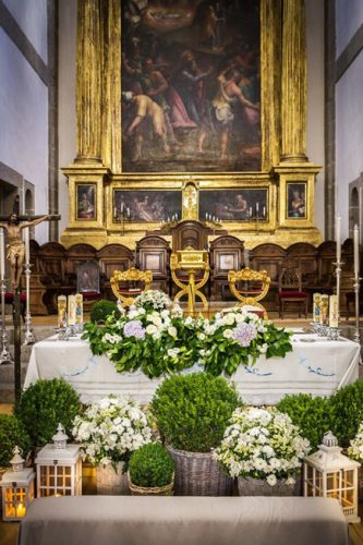 decoração-casamento-igreja