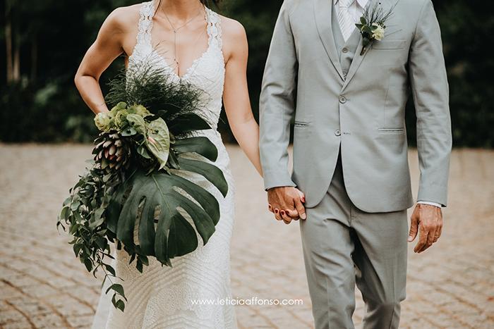 flor brasileira buquê de noiva